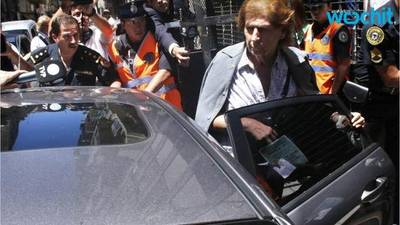 News video: Argentina Suspects Rogue Agents were Behind Death of Prosecutor