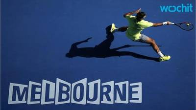 News video: Roger Federer Upset at Australian Open: It's Over Down Under